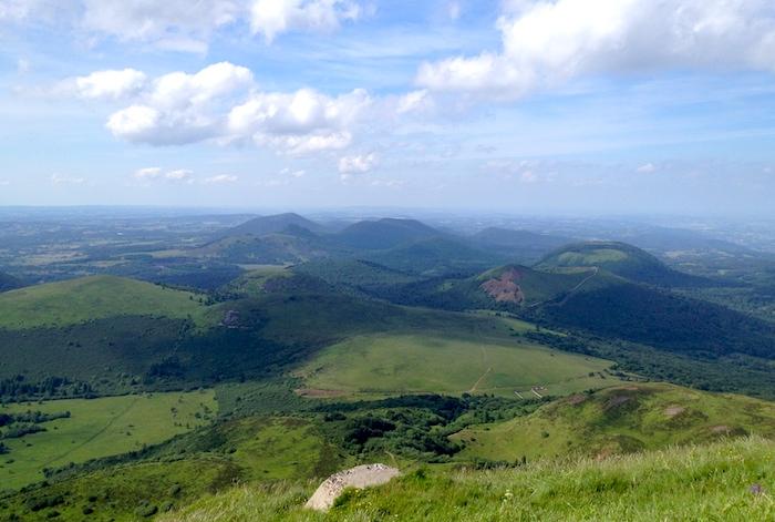 Le Cantal : on poursuit la découverte des volcans et des trésors de l'Auvergne