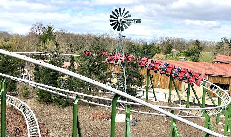 Le Pal : parc d'attraction et zoo à découvrir en photos et en détails