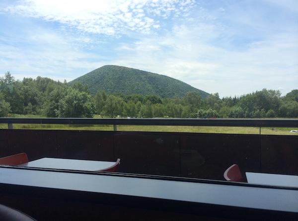 cafeteria et restaurant brasserie vulcania