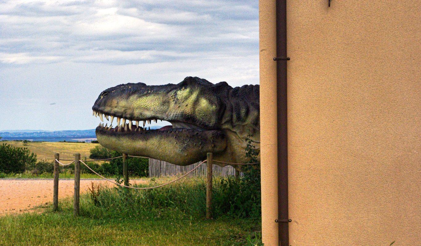 parc attractions auvergne : paleopolis à gannat
