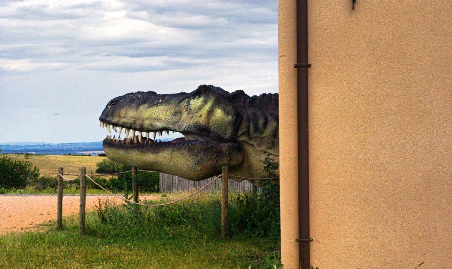 Paléopolis : la colline aux dinosaures de Gannat